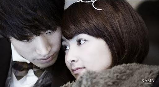 Tablo and Kang Hye Jung's wedding photos | Artis Korea